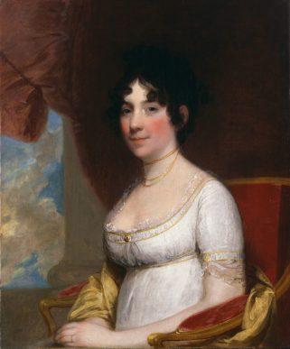 12 -Dolley Madison